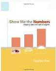 Show Me the Numbers book