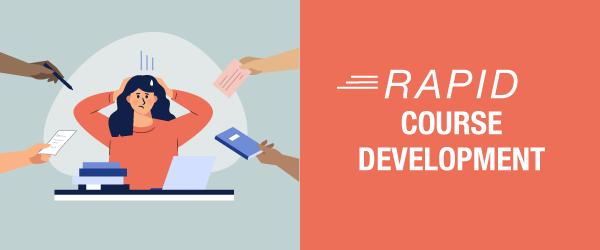 Rapid course development