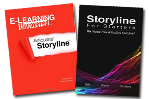 Learning Articulate Storyline: Two Books Reviewed