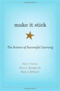 Book Cover: Make It Stick