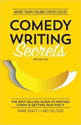 Comedy Writing Secrets book cover