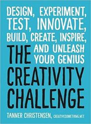 The Creativity Challenge book cover