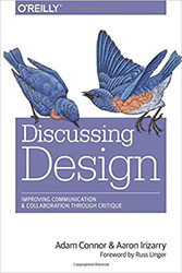 Discussing Design book cover