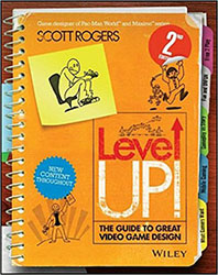 Level Up: Video Game Design book cover