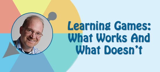 Learning Games: What works and what doesn't