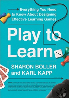 Play to Learn Book Cover