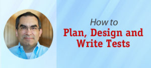 ELC 039: How To Plan, Design and Write Tests