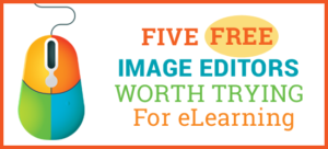 Five free image editors for elearning