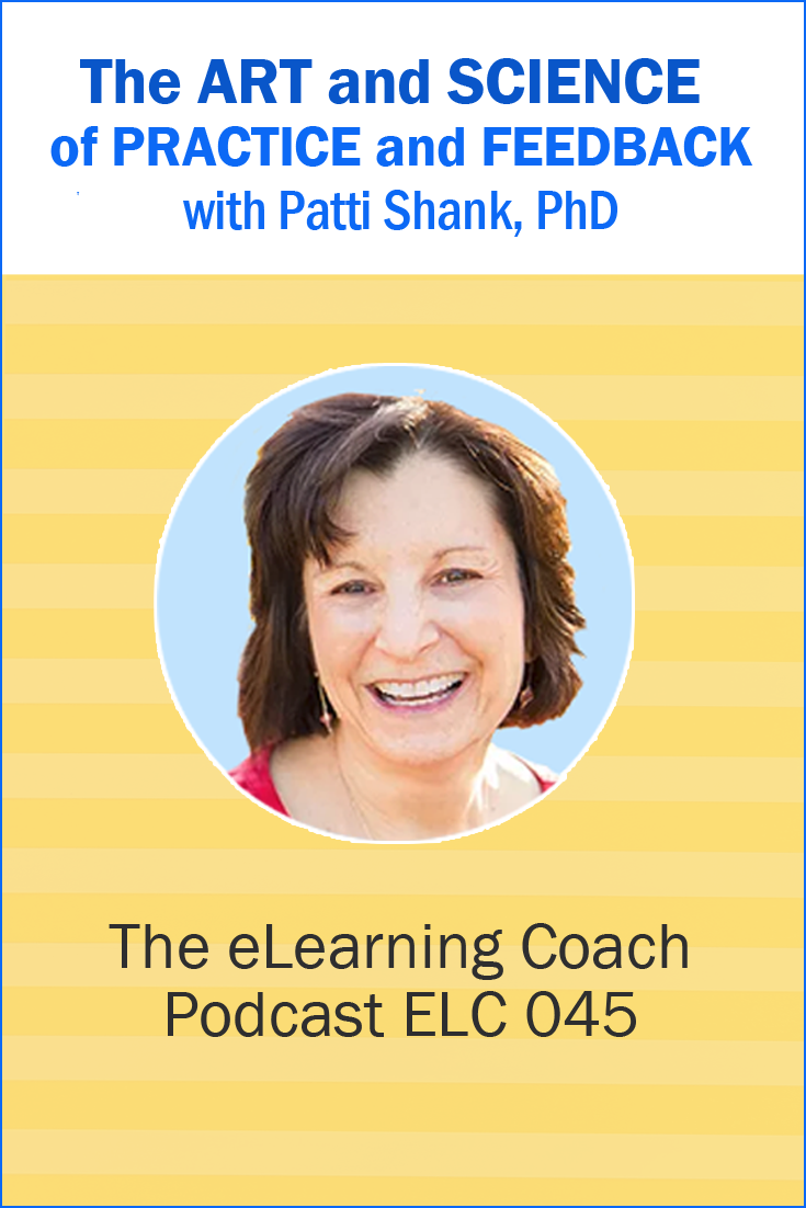 ELC 045: The Art And Science Of Practice And Feedback