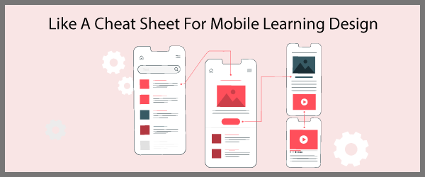 Like a Cheat Sheet for Mobile Design