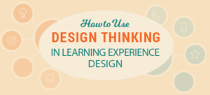 How To Use Design Thinking In Learning Experience Design