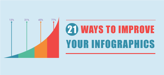 21 Ways to Improve Your Infographics