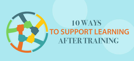10 Ways to Support Learning