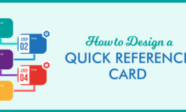 How to Design a Quick Reference Card