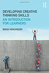 Developing Creative Thinking Skills book cover