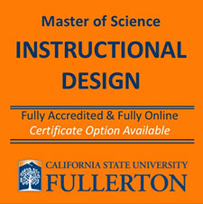 Fullerton Instructional Design Program