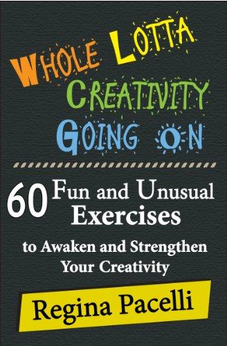 Whole Lotta Creativity Going On