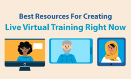 Best Resources For Creating Live Virtual Training Right Now