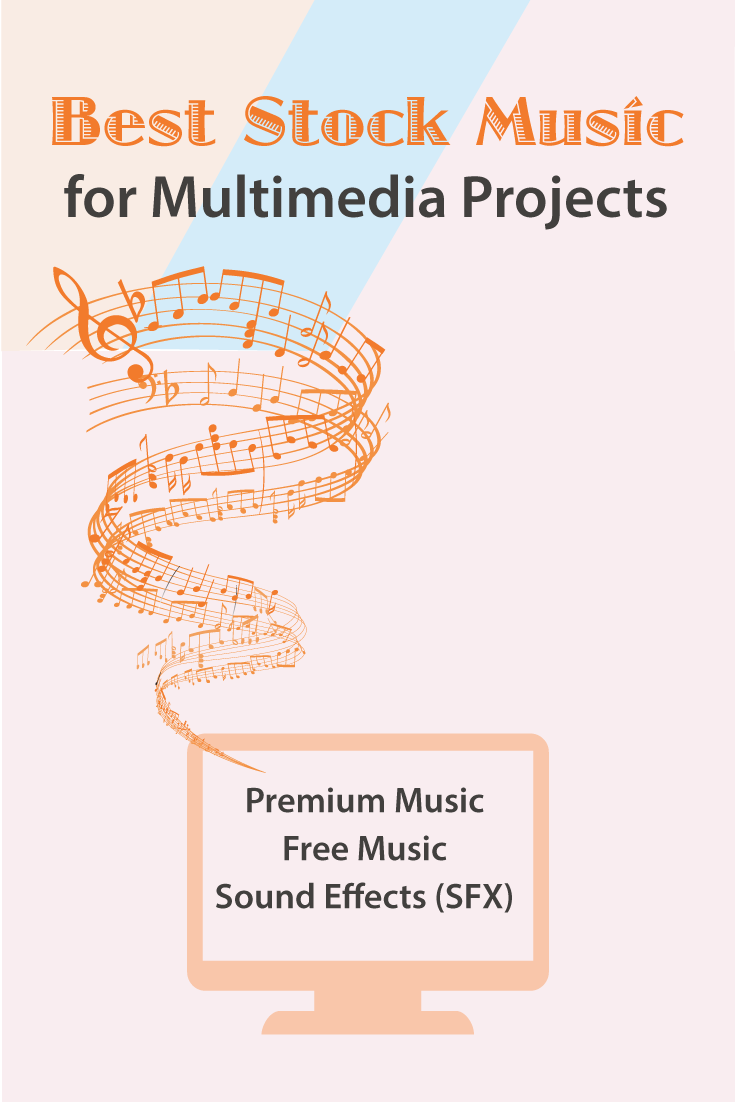 Best Stock Music and Sound Effects For Multimedia Projects