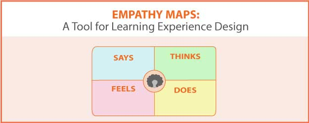 Empathy Maps-A tool for learning experience design
