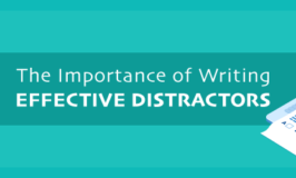 The Importance of Writing Effective Distractors