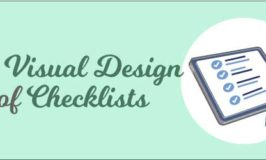 Visual Design of Checklists