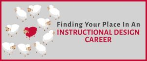 Finding Your Place in an Instructional Design Career