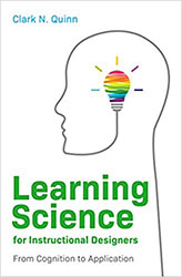 Learning Science for Instructional Designers book