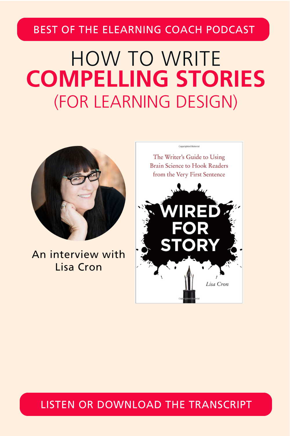 ELC 066: Best Of | How to Write Compelling Stories