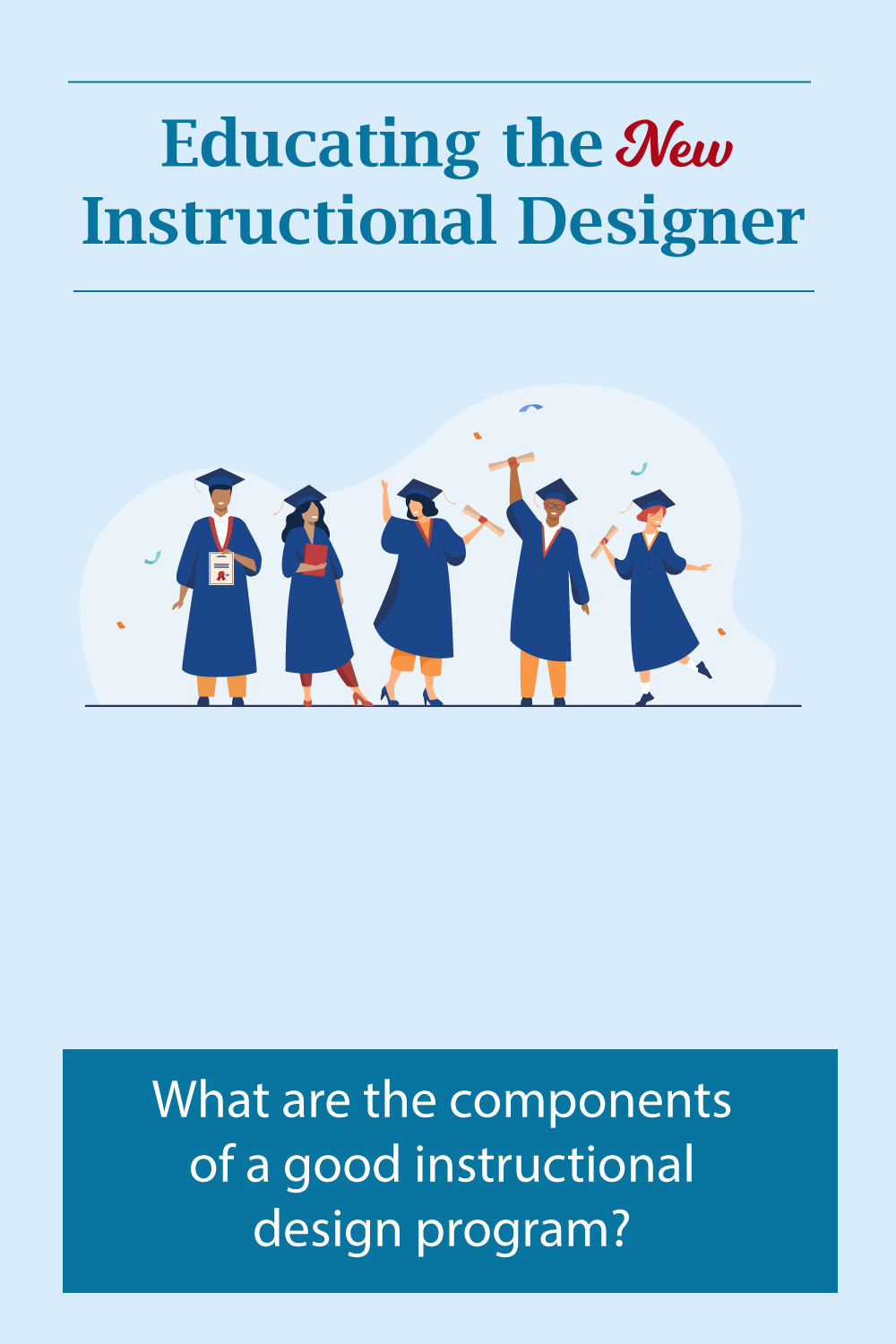 ELC 067: Educating the New Instructional Designer