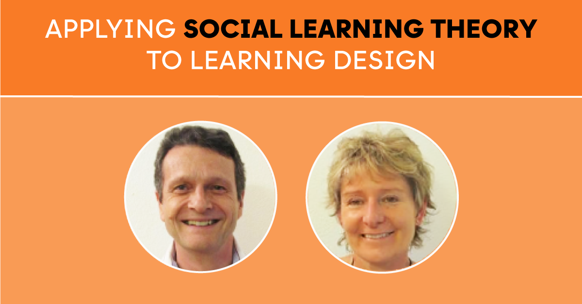 ELC 068: Applying Social Learning Theory To Learning Design