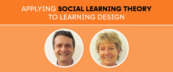 Applying Social Learning Theory to Learning Design